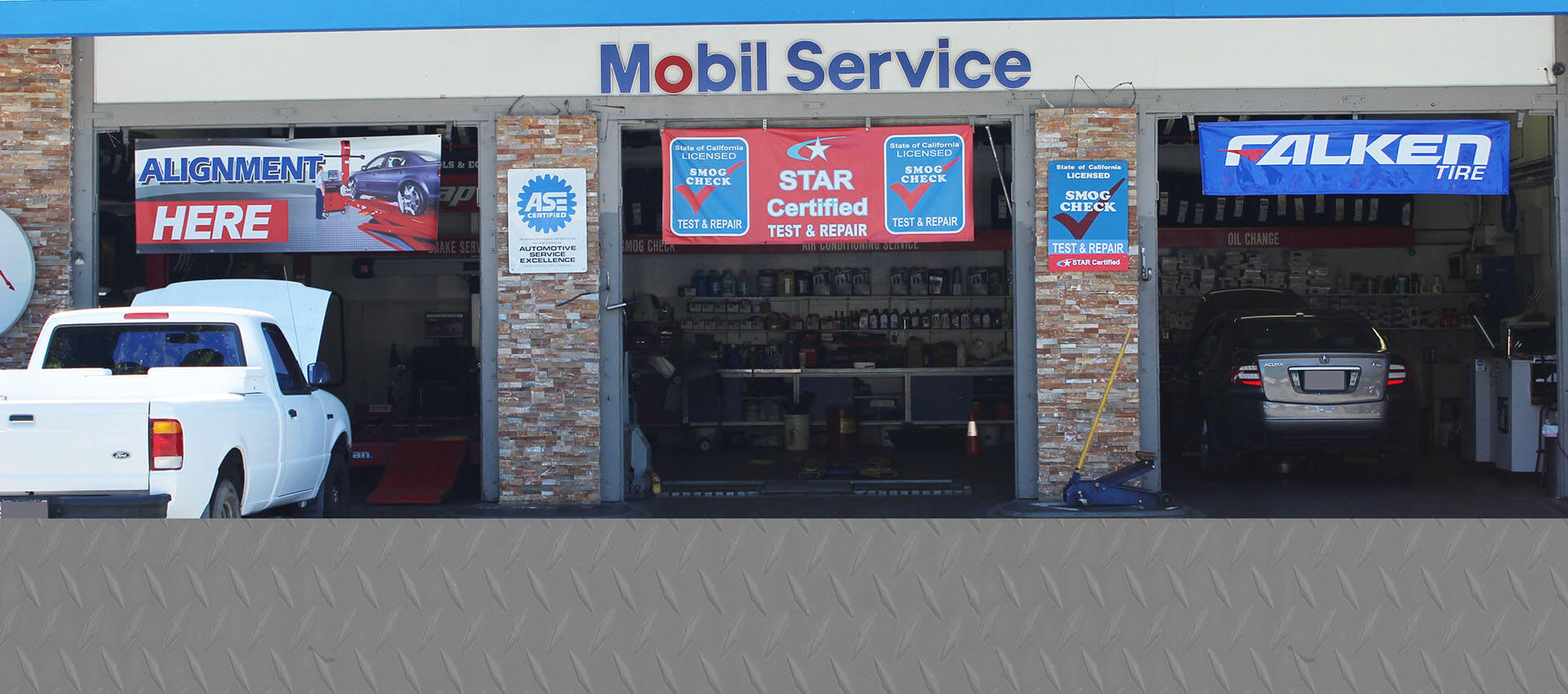 Glendora Mobil Service Center